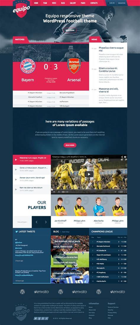 themes wordpress soccer equipo world cup soccer wordpress theme wpexplorer