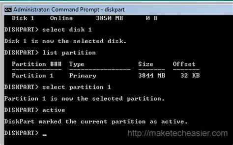 diskpart format access is denied vista disk management access is denied