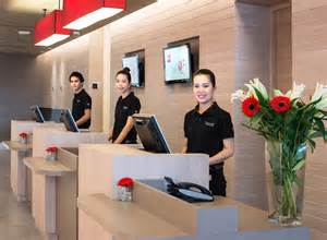 Front Desk Office Ibis Bangkok Siam