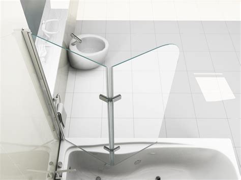 Glass Shower Screens Over Bath 180 176 pivot glass over bath 2 fold folding shower screen