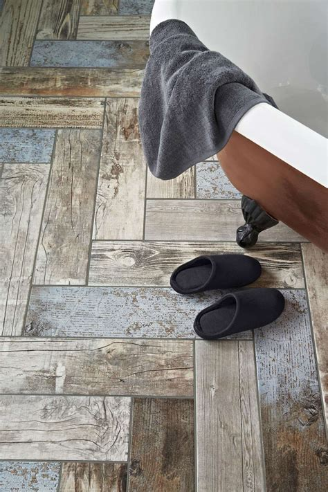 How To Bring Tiles to Life with the Herringbone Pattern
