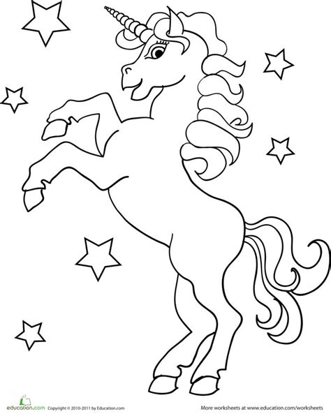 printable unicorn rainbow coloring pages unicorns coloring pages royalty free stock illustrations