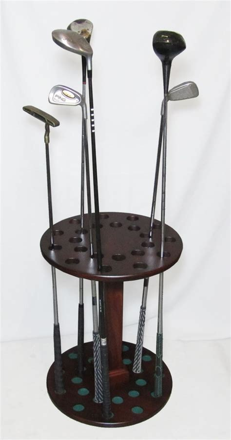 Golf Club Rack by Golf Club Rack Home Guest Rooms