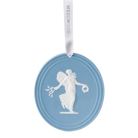 annual christmas ornament 2017 wedgwood silver superstore