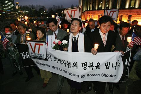 virginia tech shooting wikiquote exploring the shame kore asian media