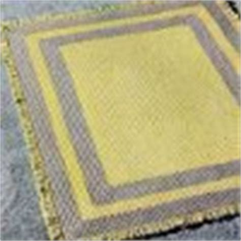 Yellow And Gray Bathroom Rug Bathroom Rug Crochet Patterns Allfreecrochet