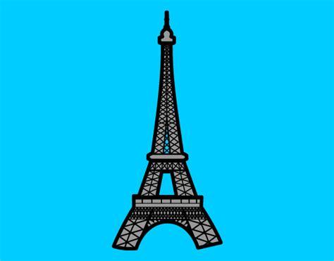 imagenes cool de la torre eiffel dibujo de torre eiffel pintado por lolita26 en dibujos net