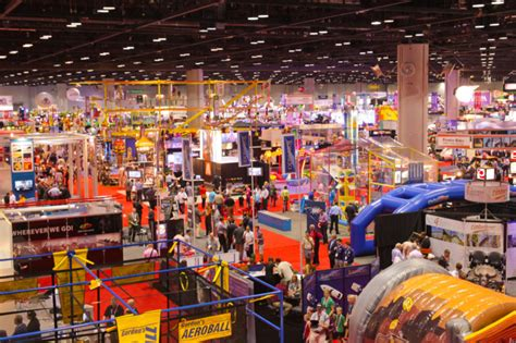 theme park expo inpark magazine iaapa and orange county convention