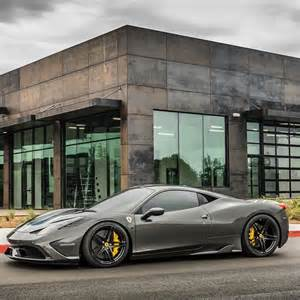 458 Speciale Grey Gray 458 Speciale By Tag Motorsports In My
