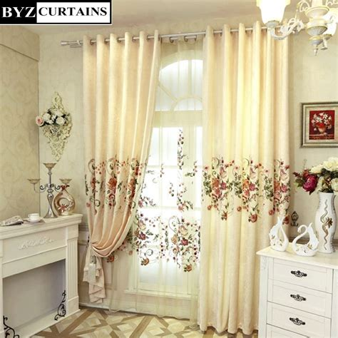 Luxury Dining Room Curtains 2016 New Luxury Curtains For Living Dining Room Bedroom