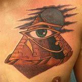 All Seeing Eye Pyramid Tattoo | 600 x 600 jpeg 157kB