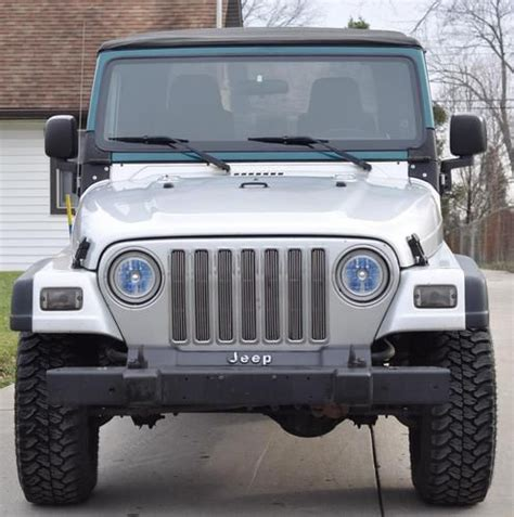 car owners manuals for sale 2003 jeep grand cherokee electronic toll collection buy used 2003 jeep wrangler tj sport 6 cylinder 5 speed manual silver 4x4 4wd in grand island