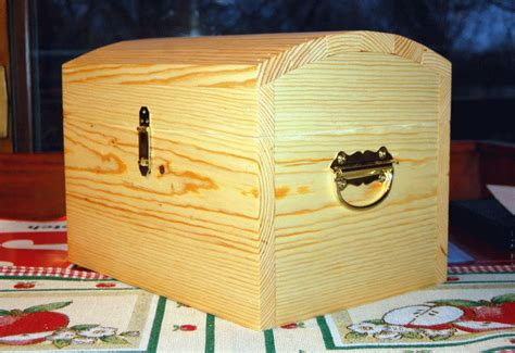 how to build a treasure chest plans diy free