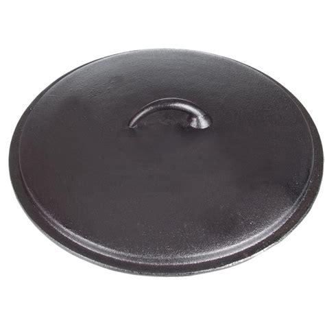 Lids Gift Card Balance - cajun cookware lids 15 inch seasoned cast iron skillet lid iron pots depot