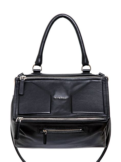 Givenchy Single Bag 5174 givenchy medium pandora 3d animation leather bag in black lyst