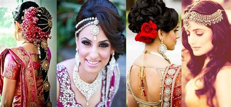 latest wedding hairstyles for bridals 2017 indian wedding hairstyles fashion trends 2018 2019 for bridals