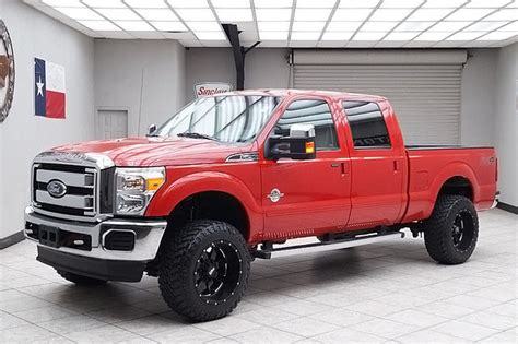 2012 ford f250 diesel 2012 ford f250 diesel 4x4 lariat fx4 navigation lifted 20s