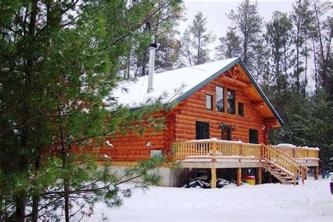 unique handmade log cabin peaceful lake vrbo
