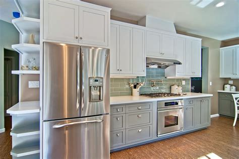 Exles Of Painted Kitchen Cabinets | bay area kitchen cabinets painting exles
