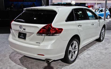 toyota venza 2013 toyota venza 2012 new york auto show motor trend