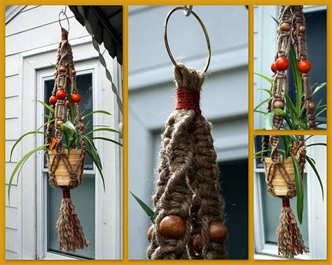 Free Patterns For Macrame Plant Hangers - macrame plant hanger patterns macrame friendship bracelets