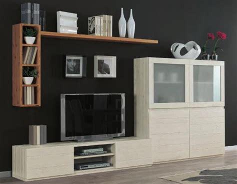 libreria soggiorno moderno soggiorno moderno in legno con porta tv outletarreda