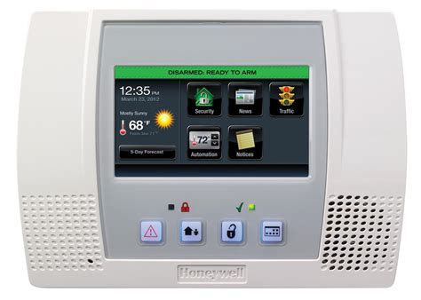 image gallery honeywell keypad