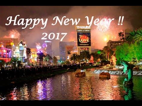 new year 2016 las vegas celebration new years 2016 into 2017 las vegas fireworks