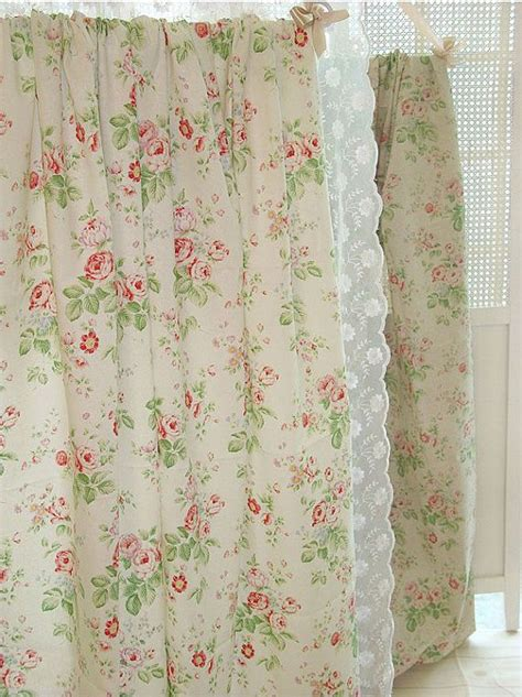 cotton fabric shabby chic fabric and quilting fabric on