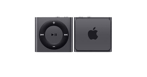 Ipod Shuffle Now In Color by Ipod Shuffle Space Gray Apple