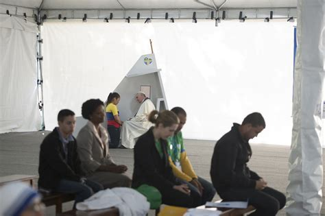 Endorsement Letter For World Youth Day Confession Renews Grace Of Baptism Pope Says At Audience