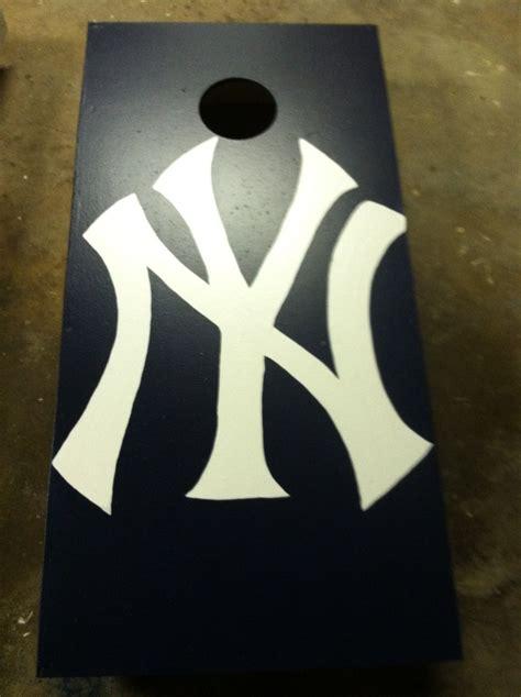 yankees bean bag new york yankees board