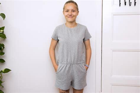t shirt romper pattern t shirt romper sewing projects burdastyle com