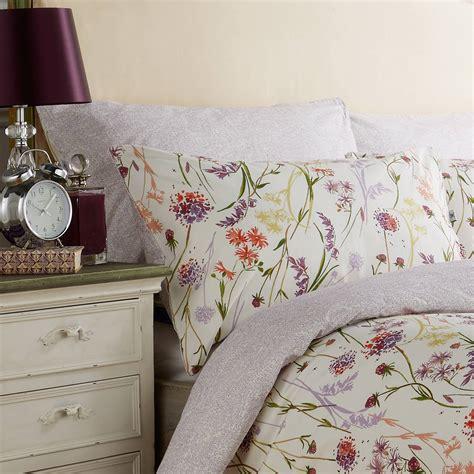 Floral Duvet Covers vantona floral duvet cover set multi