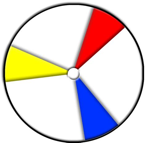 primary color wheel working with colors rings things