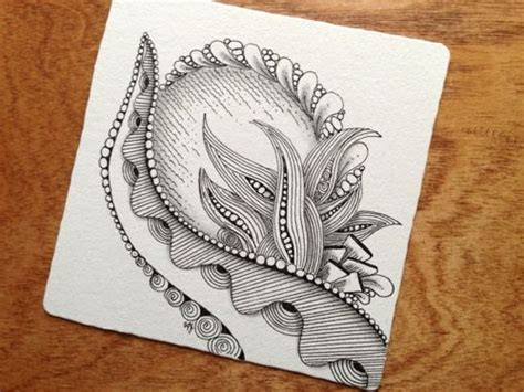 zentangle pattern enyshou 313 best zentangle tangles images on pinterest zentangle