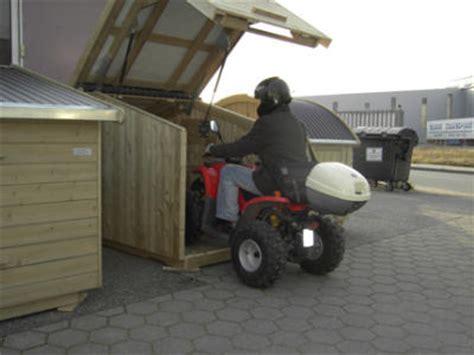 motorradgarage selber bauen 132 motorradgarage selber bauen fahrradbox bikeport schuppen