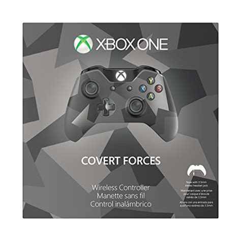xbox one cover forces wireless xbox one special edition covert forces wireless controller