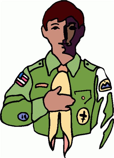 clipart scout boy scout symbol clipart clipart suggest