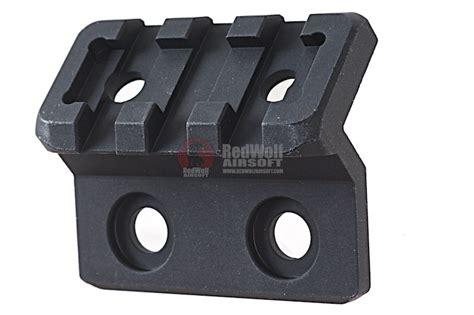 m lok light mount magpul m lok offset light optic mount aluminum black
