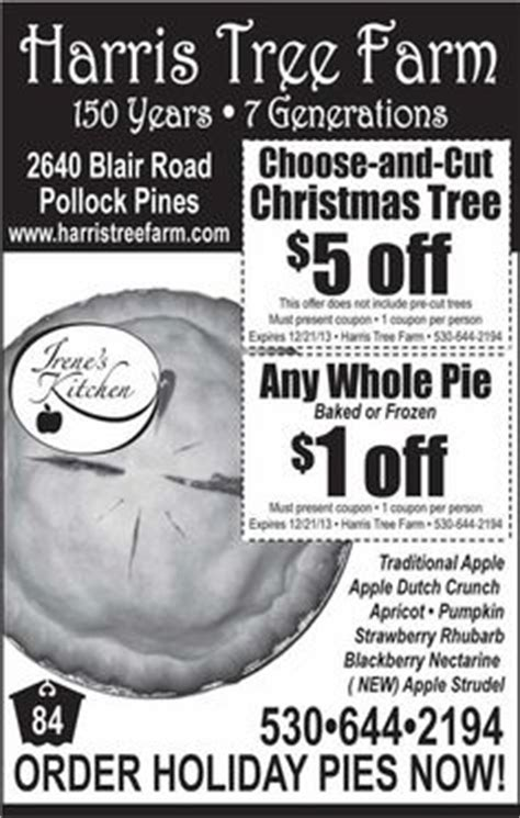 coupons for christmas tree hill 1000 images about tree farms on tree farm boa vista and farms