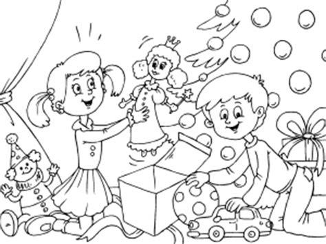 dibujos ni241os en navidad colorear la estrella polar dibujos de postales de navidad para colorear paracolorear net