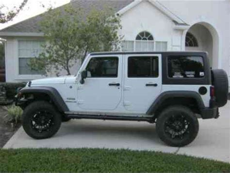 Jeep Wrangler Top Jeep Wrangler Unlimited Top 2013 Make Someone Happy