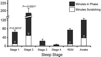 sleep quality journal disease severity scratching and sleep quality in