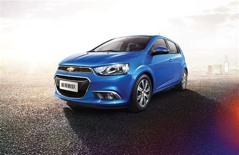 aveo chevrolet 2015 2015 chevrolet aveo for china unveiled gm authority