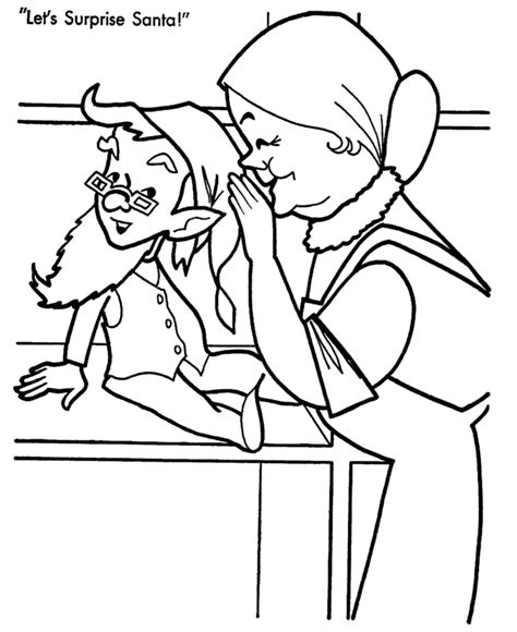 coloring pictures of santa and mrs claus santa mrs claus coloring page coloring home