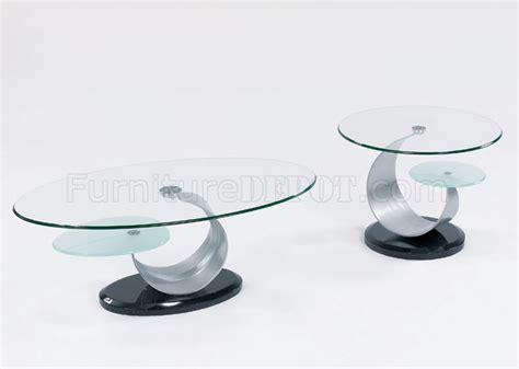 glass top coffee table with black marble base