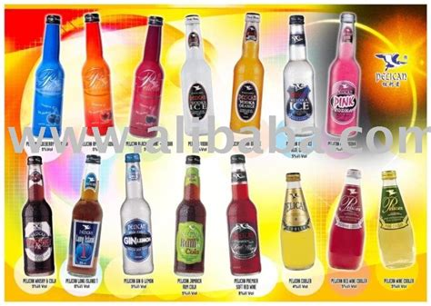 alcoholic drinks brands pelican alcoholic beverage productsmalaysia pelican