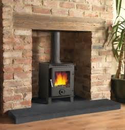 log burner fireplace on log burner wood