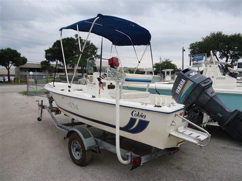 cobia boats merchandise 1998 cobia 17 cc 17 foot 1998 boat in ta fl